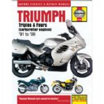 HAYNES WORKSHOP MANUAL: TRIUMPH Triples & Fours 1991-04